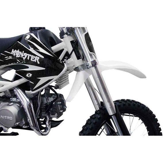 Dirt bike 140cc Drizzle 17/14 manuel 4 temps noir - Photo n°8