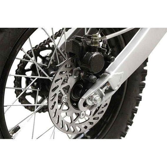 Dirt bike 140cc Drizzle 17/14 manuel 4 temps noir - Photo n°10