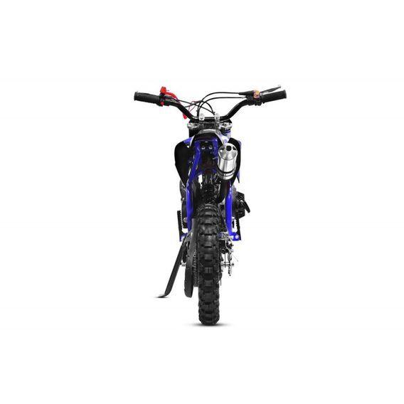 Moto cross 49cc Panthera 10/10 automatique bleu - Photo n°3