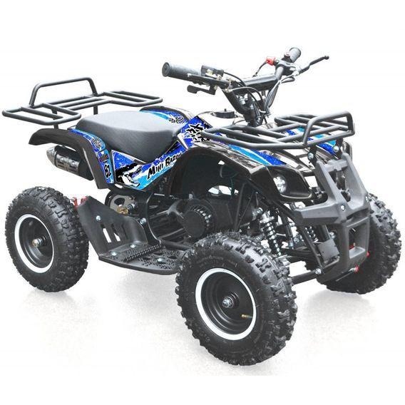 Quad 50cc Bazou Luxe 6