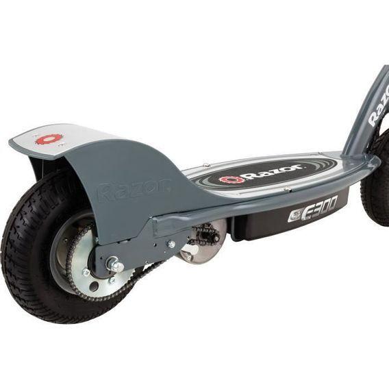 RAZOR Trottinette enfant électrique RAZOR E300 Gris Mat 24km/h - Photo n°2