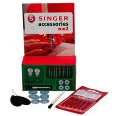 Accessoire Box 2 - Singer