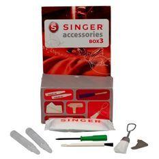 Accessoire Box 3 - Singer