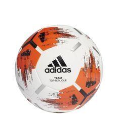 ADIDAS Ballon Team Top Replique Trainingsball Blanc Orange