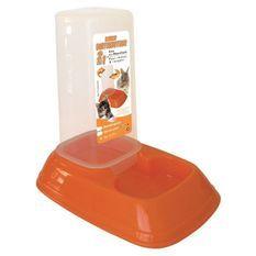 AIME Mini distributeur a eau et nourriture - Pour petits animaux, chat et rongeur