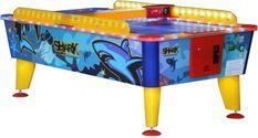 Air Hockey Shark Buffalo