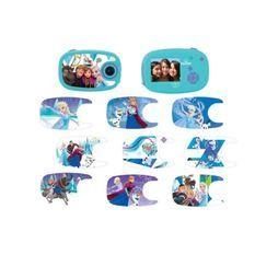 Appareil photo numérique avec 10 stickers La Reine des Neiges