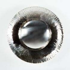 Applique murale métal Round