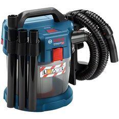 Aspirateur BOSCH PROFESSIONAL GAS 18V-10 L + accessoires (sans chargeur et batterie)