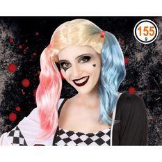 ATOSA 57701 Perruque Halloween Blonde - Vilaine Bande Dessinée