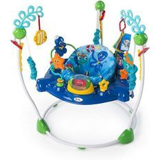 BABY EINSTEIN Aire d'Eveil a Rebonds Neptune's Ocean Discovery™