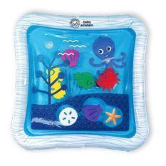 BABY EINSTEIN Tapis d'éveil Opus's Ocean of Discovery™ Tummy Time Water Mat