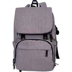BABY ON BOARD Sac a dos a langer FREESTYLE chicago - gris/noir