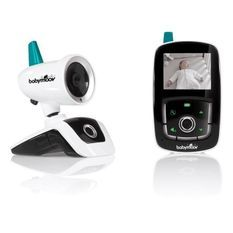 Babymoov Babyphone Video YOO Care - Caméra Orientable a 360° & Ecran 2,4