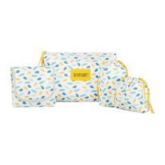 Badabulle Kit a langer Pockets & Go - 1 pochette et 3 accessoires