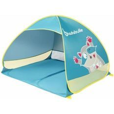 Badabulle Tente anti-UV - Systeme pop-up - Protection FPS 50+