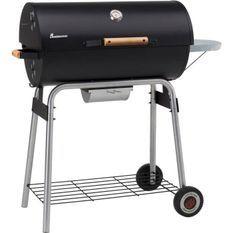 Barbecue charbon tonneau Black Taurus