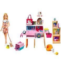 BARBIE Barbie et son Animalerie