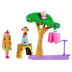 BARBIE Coffret Chelsea et sa Piñata
