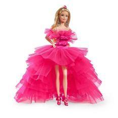 BARBIE Signature Barbie Pink Collection Série 1