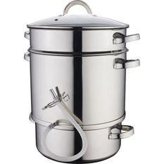 BAUMALU Extracteur de jus inox - 28 cm