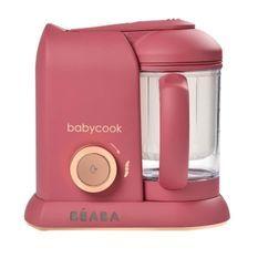 BEABA Robot Bébé Babycook Solo Litchee