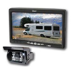 BEEPER Caméra de Recul Ecran 7 Pouces RWEC99X