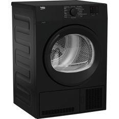BEKO - DCY724B - Seche-linge - Condensation - 7kgs - B - Noir