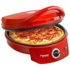 BESTRON APZ400 Four a pizza - Rouge