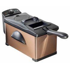 BESTRON Friteuse Cool Zone - 1 kg de frites - 3,5 litres - 2000 W
