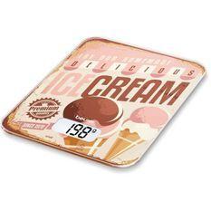 BEURER - KS 19 Ice Cream Balance de cuisine a plat - basic