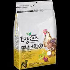 BEYOND Croquettes Chien Grain Free au Poulet avec du Manioc 2,5kg