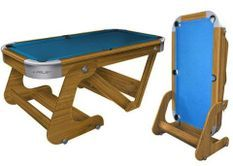 Billard Riley Supersize 6ft tapis bleu