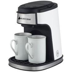 BLACKPEAR BCM 619 Cafetiere - 2 tasses