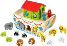 Boîte à formes arche de Noé Kidkraft 63244