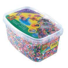 Boîtes 12000 Perles Mix