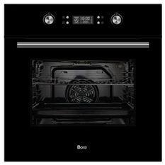 BORA BOFMPY70TB - Four multifonctions - Chaleur pulsé - 70L - Pyrolyse - Classe A - Noir