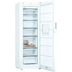 BOSCH GSN33VWEP - Congélateur armoire - 225 L - Froid no frost multiairflow - L 60 x H 176 cm - Blanc