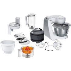 BOSCH - MUM58243 - Robot Multifonctions - Kitchen machine - 1000W - Blanc