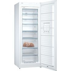 BOSH GSN58VWEV Congélateur pose - libre - 365L - Réfrigérateur et congélateur - A++ - 191 x 70 cm - Blanc