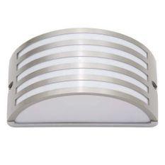 BRILLIANT Applique Extérieure CELICA - E27 - 1x60W - Coloris acier