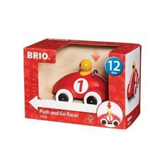 BRIO - 30226 - Voiture de Course Push And Go