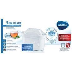 BRITA Pack de 9 cartouches MAXTRA+ pour carafes filtrantes