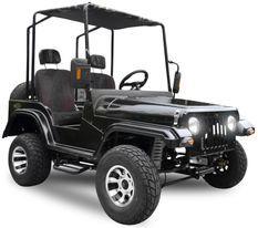 Buggy 200cc SUV JP noir