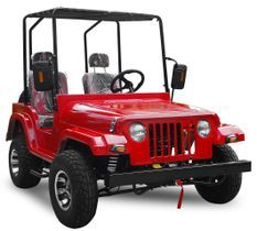 Buggy 200cc SUV JP rouge