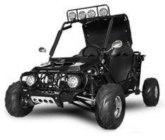 Buggy ado 125cc automatique Midi noir