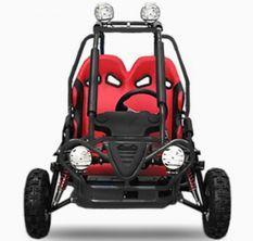Buggy enfant 50cc automatique Sport noir
