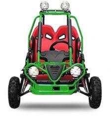 Buggy enfant 50cc automatique Sport vert