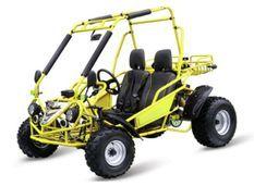 Buggy Maxi 150 cc Jaune