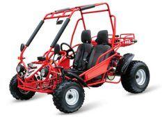 Buggy Maxi 150 cc Rouge